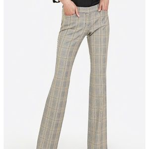 2/$16 Cream Express Editor Pants